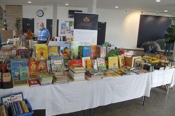 Dangaster Bücherbörse