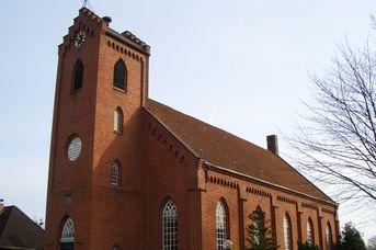 Kirche in Holthusen