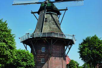 Windmühle Scharrel