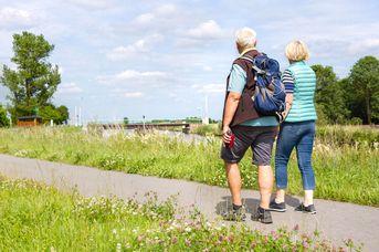 Ems-Jade-Weg - 3. Etappe - von der Paddel & Pedal Station Friedeburg nach Wilhelmshaven