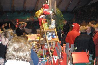 Adventsmarkt in Hesel