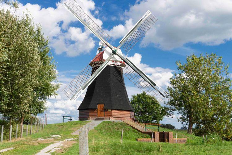 Wynhamster Mühle in Bunde