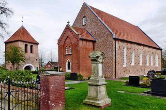 Kirche in Rhaude
