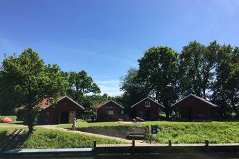 Paddel- und Pedalstation Friedeburg
