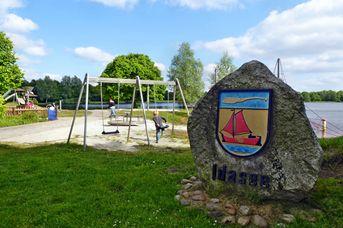 Abenteuerspielplatz am Idasee
