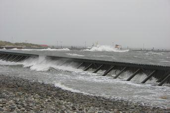Wettkampf: Meer gegen Baltrum - Wanderung entlang der Küstenschutzbauwerke. Bitte anmelden!