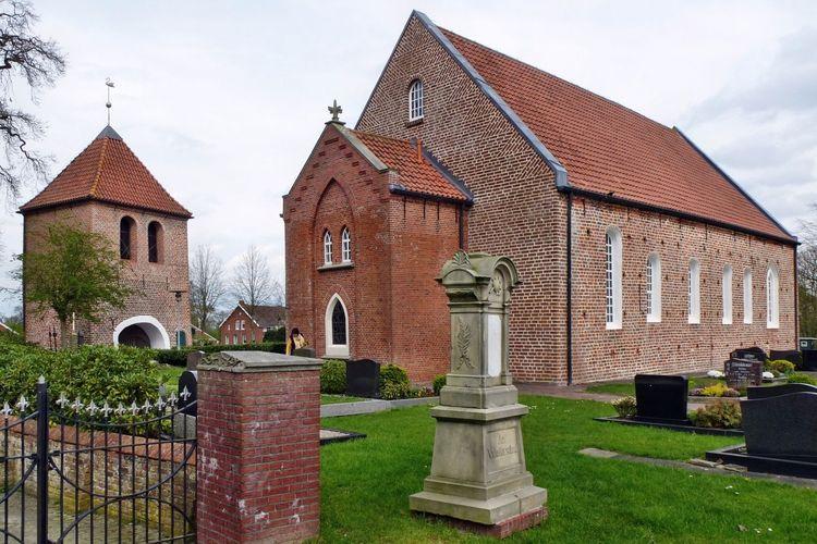 Kirche Rhaude