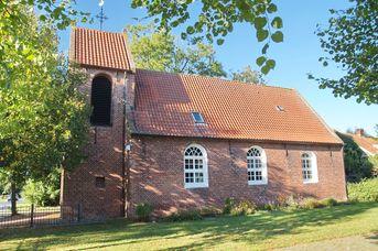 St. Sebastian- u. St. Vincenz-Kirche Breinermoor