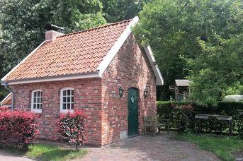 Backhaus an der Hengstforder Mühle