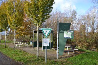 Rastplatz: Schöpfwerk Stapelmoor