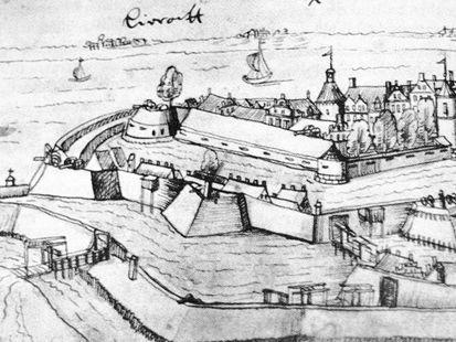 Die Festung Leerort