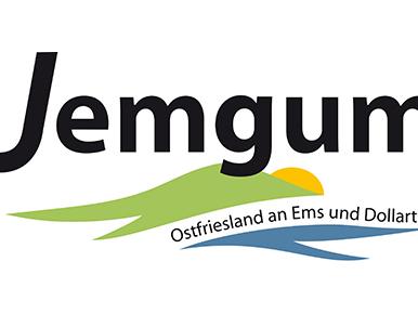 Grafik vom Logo von Jemgum