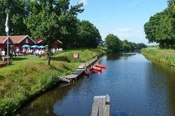Watten-Route - 7. Etappe - von Friedeburg nach Wilhelmshaven