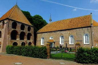 Kirche in Midlum