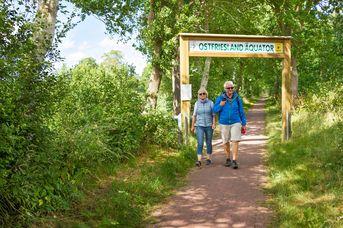 Ostfriesland Wanderweg - 5. Etappe - von Aurich nach Esens