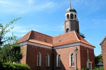 Kirche in Jemgum