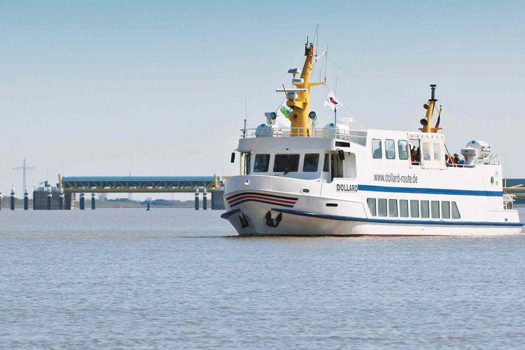 """Ausflüge in die Niederlande mit dem Fahrgastschiff """"Dollard"""""""