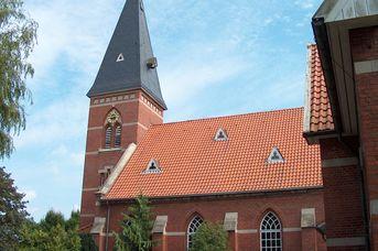 Kirche in Möhlenwarf