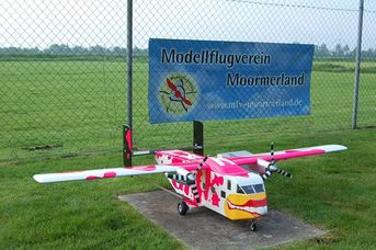 Modellflugplatz