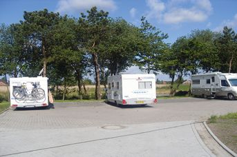 Reisemobilstellplatz Bunde