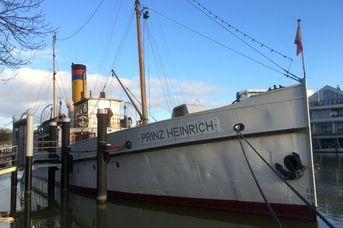 """Traditionsschiff """"Prinz Heinrich"""""""