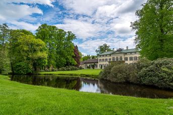 Residenzort und Rhododendronstadt