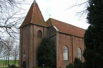 Kirche in Kirchborgum