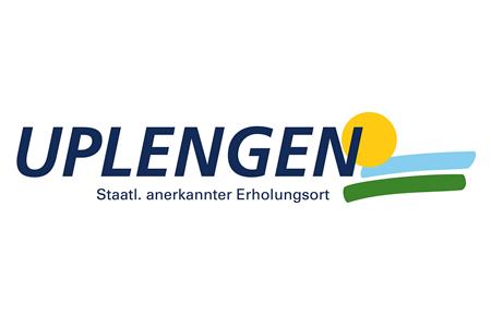 Grafik des Logos von Uplengen
